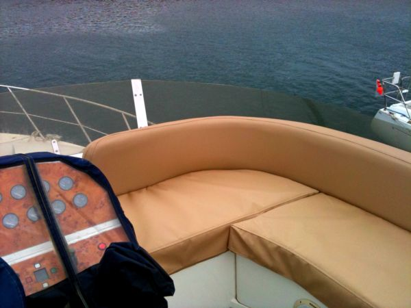 Boat Upholstery Patterns Diy Seen Boat Plan