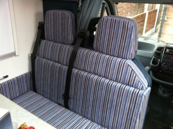 Caravan And Motorhome Upholstery Cheshire Lancashire North