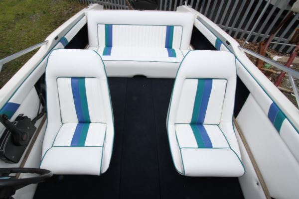 Boat Seating And Upholstery Cheshire Lancashire North